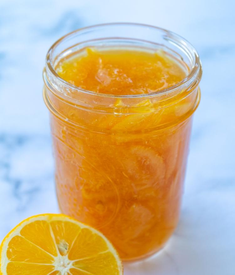 Easy, Beautiful Meyer Lemon Marmalade Recipe