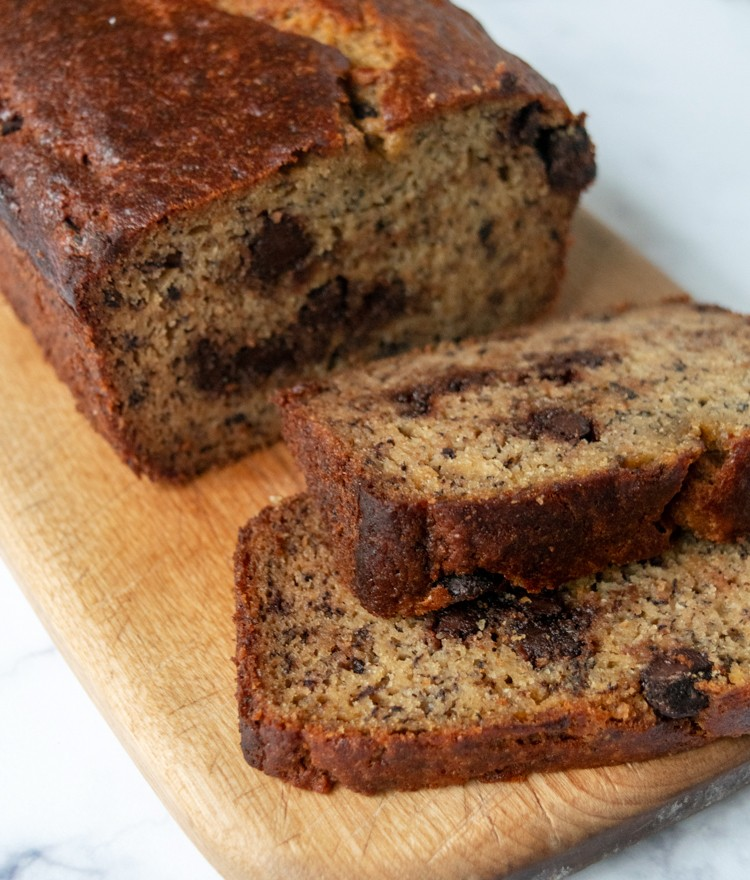 Healthyish Banana Bread Recipe